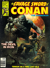The Savage Sword of Conan the Barbarian #15