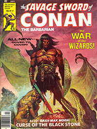 The Savage Sword of Conan the Barbarian #17