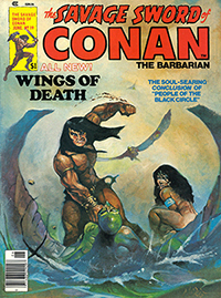 The Savage Sword of Conan the Barbarian #19