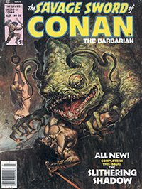The Savage Sword of Conan the Barbarian #20
