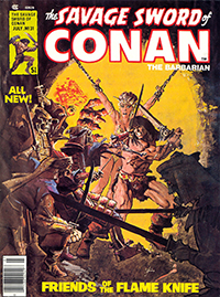 The Savage Sword of Conan the Barbarian #31