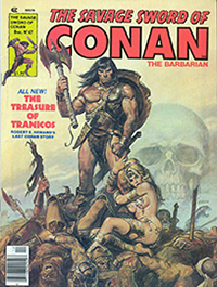 The Savage Sword of Conan the Barbarian #47