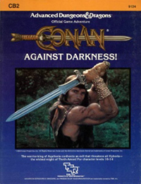 Conan Against Darkness!