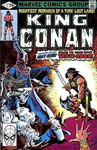 King Conan (Marvel) #01
