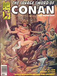 The Savage Sword of Conan the Barbarian (Marvel) #049