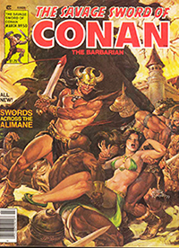 The Savage Sword of Conan the Barbarian (Marvel) #050