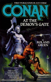 Roland J. Green: Conan at the Demon's Gate