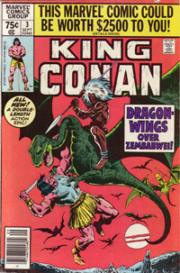 King Conan (Marvel) #03