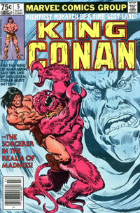 King Conan (Marvel) #05