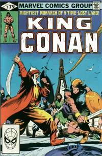 King Conan (Marvel) #07