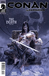Conan the Barbarian (Dark Horse) #10