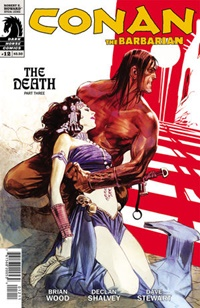 Conan the Barbarian (Dark Horse) #12