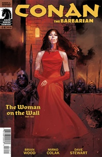 Conan the Barbarian (Dark Horse) #13