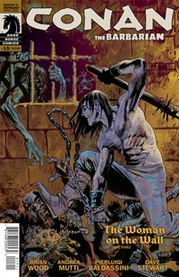 Conan the Barbarian (Dark Horse) #15