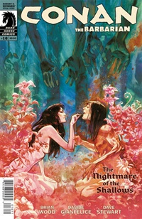 Conan the Barbarian (Dark Horse) #16
