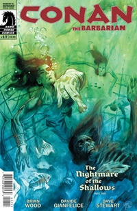 Conan the Barbarian (Dark Horse) #17