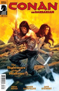 Conan the Barbarian (Dark Horse) #18