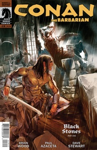 Conan the Barbarian (Dark Horse) #19
