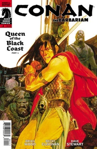 Conan the Barbarian (Dark Horse) #01
