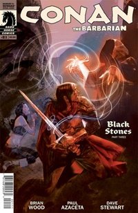 Conan the Barbarian (Dark Horse) #21