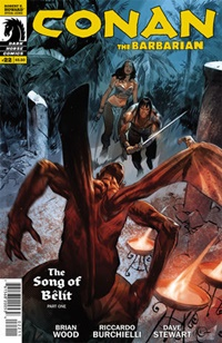 Conan the Barbarian (Dark Horse) #22