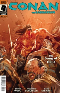 Conan the Barbarian (Dark Horse) #23