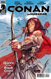 Conan the Barbarian (Dark Horse) #02