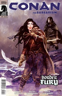 Conan the Barbarian (Dark Horse) #07