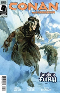 Conan the Barbarian (Dark Horse) #09