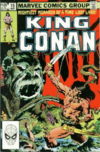 King Conan (Marvel) #15