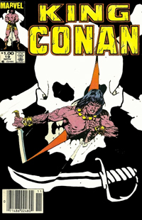 King Conan (Marvel) #19