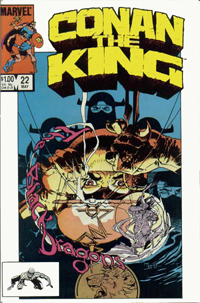 Conan the King (Marvel) #22