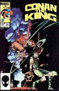 Conan the King (Marvel) #24