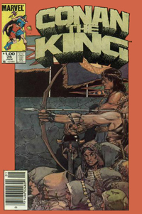 Conan the King (Marvel) #26