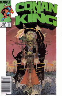 Conan the King (Marvel) #27