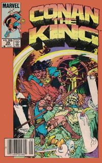 Conan the King (Marvel) #28