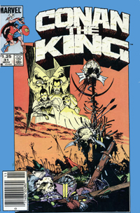 Conan the King (Marvel) #31