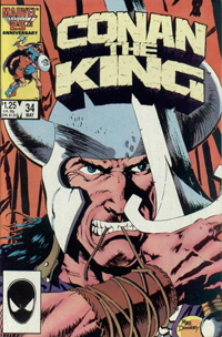 Conan the King (Marvel) #34