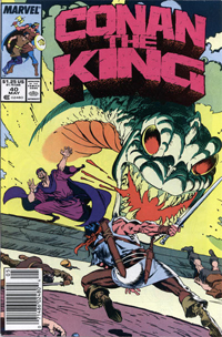 Conan the King (Marvel) #40