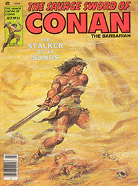 The Savage Sword of Conan the Barbarian (Marvel) #054