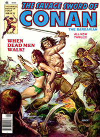 The Savage Sword of Conan the Barbarian (Marvel) #055