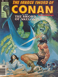 The Savage Sword of Conan the Barbarian (Marvel) #056