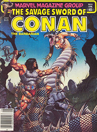 The Savage Sword of Conan the Barbarian (Marvel) #065