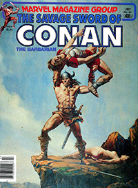 The Savage Sword of Conan the Barbarian (Marvel) #066