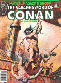 The Savage Sword of Conan the Barbarian (Marvel) #06