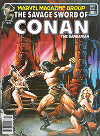 The Savage Sword of Conan the Barbarian (Marvel) #068