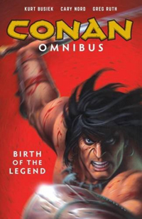 Conan Omnibus #01 (Dark Horse) - Birth of the Legend