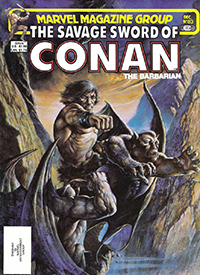 The Savage Sword of Conan the Barbarian (Marvel) #083