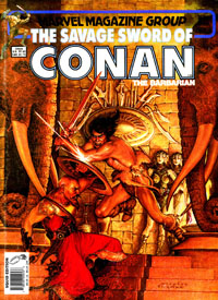 The Savage Sword of Conan the Barbarian (Marvel) #088