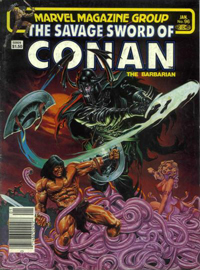 The Savage Sword of Conan the Barbarian (Marvel) #096